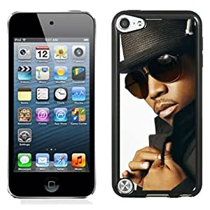 Beautiful Designed Cover Case With Big Boi Glasses Hhat Mustache Earrings For iPod Touch 5 Phone Case