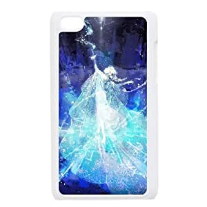 iPod Touch 4 Case White Disney Frozen 005 GY9205802