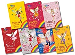 Rainbow Magic Specials Collection - 7 Books RRP 40.93 (Holly the Christmas  Fairy; Paige the Pantomime Fairy; Cheryl the Christmas Tree Fairy; ...