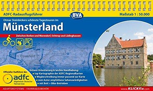 ADFC-Radausflugsführer Münsterland
