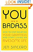 #8: You Are a Badass: How to Stop Doubting Your Greatness and Start Living an Awesome Life