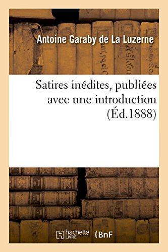 satires-inedites-publiees-avec-une-introduction-par-eugene-de-beaurepaire-french-edition
