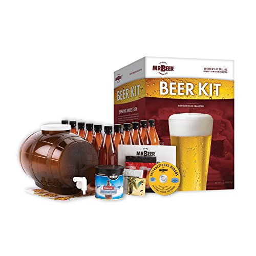 mr beer home brewing kit - 6