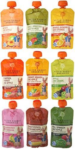 organic baby food variety - 7
