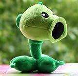 (US) Plants Vs Zombies Garden Warfare Plush Toy Pea Shooter PVZ Soft Doll