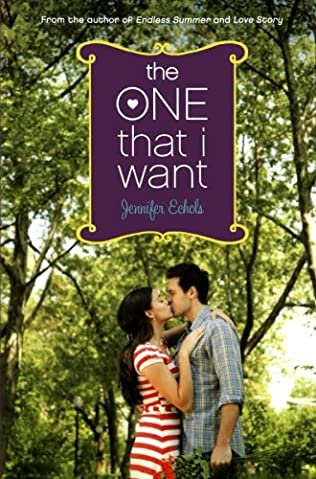 book cover of The One That I Want