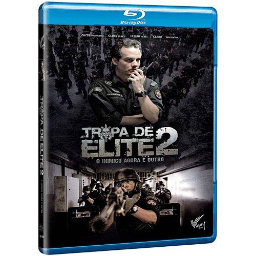 Tropa de Elite 2 [Blu-Ray] (NO - Tropa De Elite 2