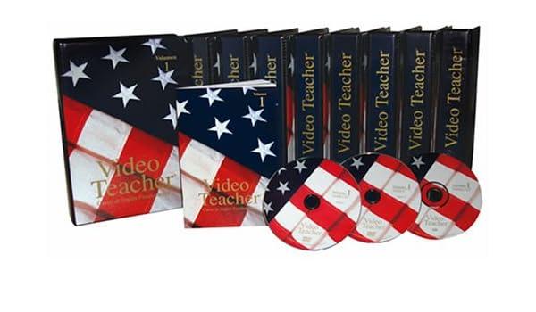 VIDEO TEACHER (DVD, CD & BOOK, 9 Volumenes): Lexicon ...