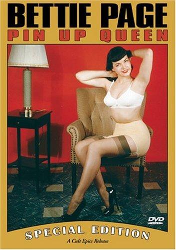 Bettie Page: Pin Up Queen [DVD] [Region 1] [US Import] - Planet Bettie