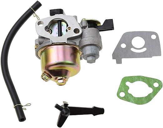 Goofit 19mm Carburetor Carb For Honda Gx160 5 5hp Gx200 Engine 16100 Zh8 W61 W Choke Lever Auto