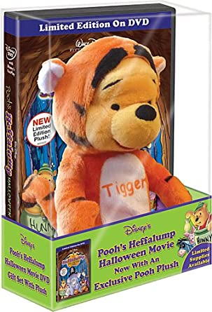 Amazon.com: Pooh's Heffalump Halloween Movie (Limited Edition with ...