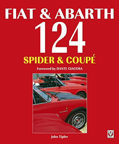 Fiat & Abarth 124 Spider & Coupé ()