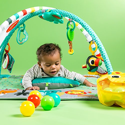 Bright Starts 5-in-1 Your Way Ball Play Activity Gym by Bright Starts (Image #2)