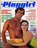 img - for Playgirl Magazine, issue dated May 1975 Centerfold BADMAN Biff Manard; Guide to SEXY resorts; Contract Sex--It's working for these women book / textbook / text book