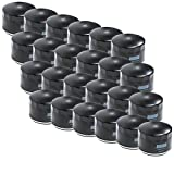 oil filter 5049 - 24 Pack Oil Filters for Briggs & Stratton 4049 4049H 4154 492056 492932 492932B 492932S 5049 5049H