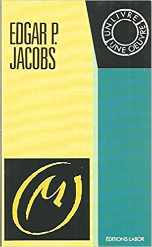 Amazon Fr Edgar P Jacobs La Marque Jaune Jean Paul