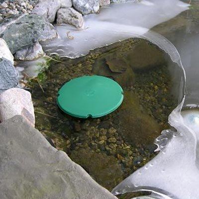 200-Watt, Pond De-Icer Heated Saucer by Farm Innovators