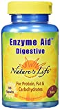 Cheap Nature's Life Enzyme Aid Digestive , 100 Capsules