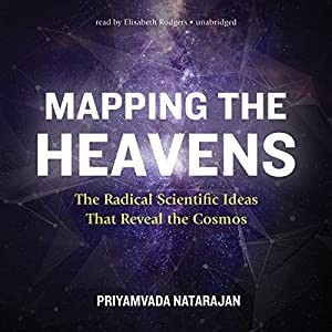 Mapping the Heavens Audiobook