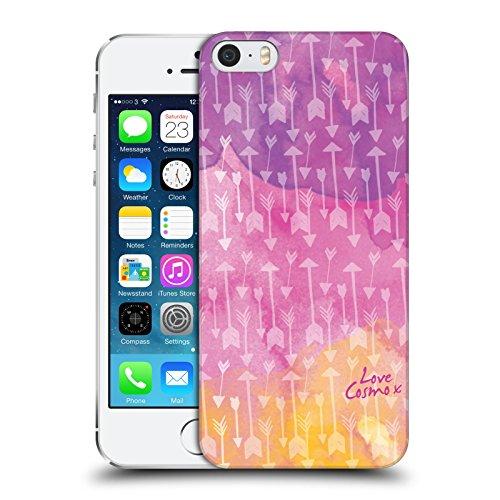 Official Cosmopolitan Arrows Boho Hard Back Case for Apple iPhone 5 / 5s / SE