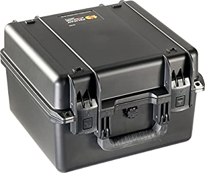 Black Pelican iM2275 Case. Comes with Foam. by CVPKG & Pelican