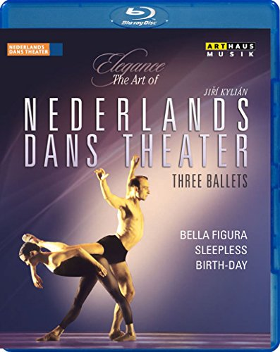 Jiri Kylian: Three Ballets [Blu-ray]