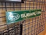 subaru gear - Genuine Subaru Drive Street Sign Impreza Legacy Wrx Sti Outback Forester Rally