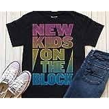 New Kids On The Block T-Shirt NKOTB LongSlevee Men Women Hoodie