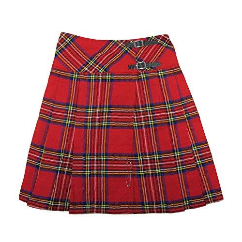 Tartanista Royal Stewart 23 inch Kilt Skirt Size US 12