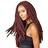 Bobbi Boss Synthetic Hair Crochet Braids Faux Locs