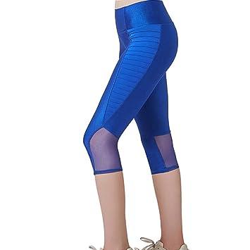 LQRR Leggings Deportivos para Mujer Leggings para Correr ...
