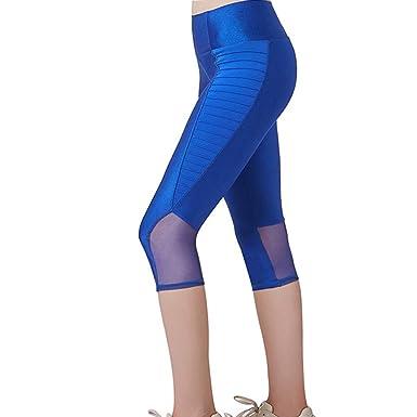 dans quelques jours plutôt cool grand choix de Watopi_Pantalons Legging Été Femme, Sport Short Sportswear ...
