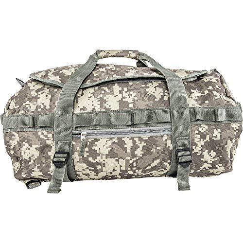 Extreme Pak 20 Inch Camo Tote Bag, Backpack