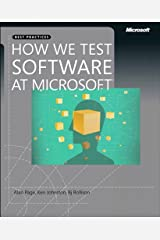 How We Test Software at Microsoft (Developer Best Practices) Kindle Edition