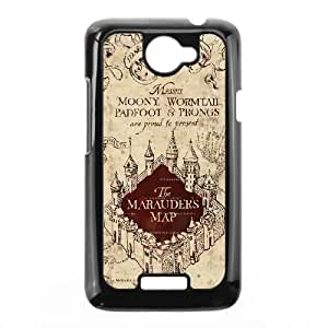 HTC One X Cell Phone Case Black Harry Potter quvs