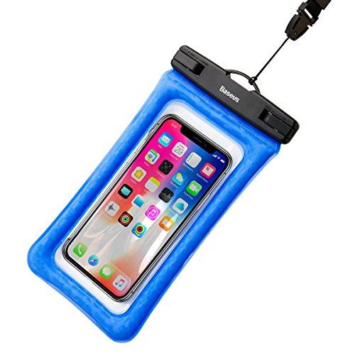 Airbag IPX8 - Funda impermeable para teléfono celular con cierre sellado y PVC transparente para fotos o fotos de Vedio en...