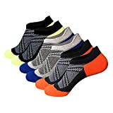 ELINNA Women's Super Soft Cotton Socks Ankle No Show Socks Comfortable Athletic Socks(3-Colours)