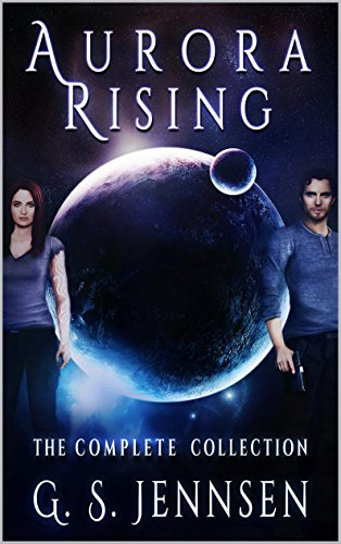 Aurora Rising: The Complete Collection (Aurora Rhapsody Collections Book ()