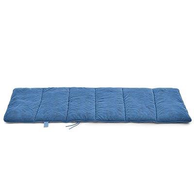 Niceway Foldable Zero Gravity Chair Seat Cushion Pad Chair Mat: Kitchen & Dining