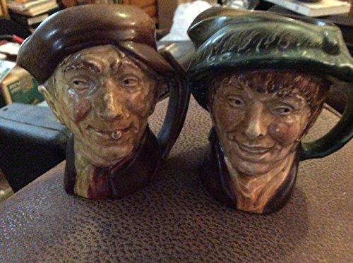 royal doulton toby mug - 2