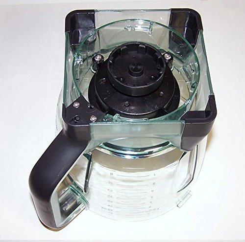 NEW Ninja 64oz (8 Cup) Food Processor Bowl + Blade for BL770 BL771 BL772 BL780 by Shark Ninja (Image #5)