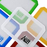 Non-stick Wax Mat Pad [5-Pack] / Silicone Nonstick