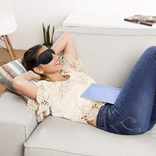 LYK DIGITIAL 3-Pack 3D Eye Masks for Sleeping