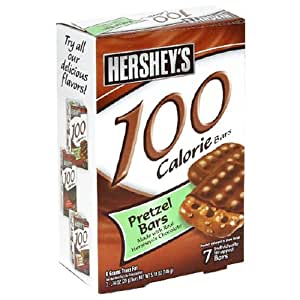 Amazon Com Hershey S Milk Chocolate Covered Pretzel 100