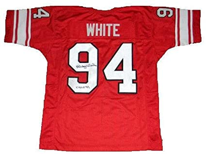 b7dd24453def Image Unavailable. Image not available for. Color  Signed Randy White Jersey  - Maryland Terps Terrapins ...