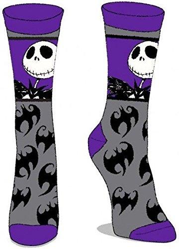 Disney's Nightmare Before Christmas Jack Soft Fuzzy Socks