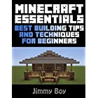MINECRAFT: Best Building Tips and Techniques for Beginners (Minecraft Books for Kids Minecraft Diaries Minecraft Zombie Minecraft Diary Minecraft Books)