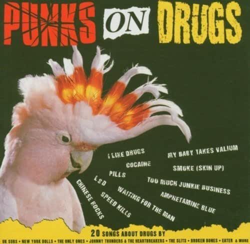 Punks on Drugs by Punks on Drugs! (2002-06-25?