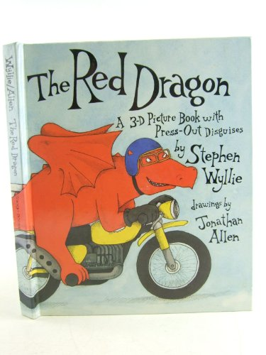 The Red Dragon: A 3-D Picture Book