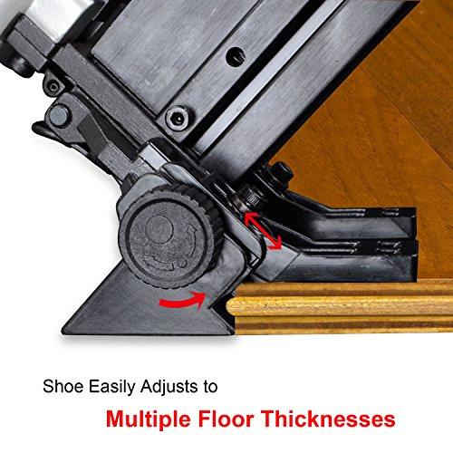 Powryte 18 gauge 4 in 1 engineered hardwood flooring for 18 gauge hardwood floor nailer